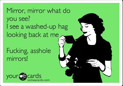 97 - Mirror mirror